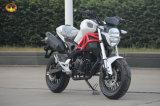 motocicleta do monstro 150cc que compete a bicicleta