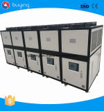 15-18kw type ouvert refroidi à l'eau réfrigérateur de circulation d'eau de mer de réfrigérateur