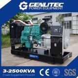 Groupe électrogène diesel global de la garantie 220kw 275kVA Cummins