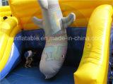 Delphin-aufblasbares Wasser-Plättchen für Wasser-Park