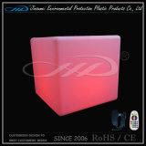 Color recargable de la alta calidad que cambia el cubo del LED