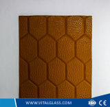 染められた浮遊物のルーバーガラスまたは低い鉄によって絶縁されるガラスか緩和された薄板にされたガラスまたは自動ガラスまたは和らげられた反射着色されたガラス