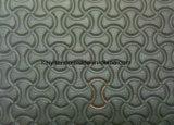Diamant-/Wellen-/Knochen-Muster EVA-Schaumgummi-Blatt für Sandelholz-Sohlen