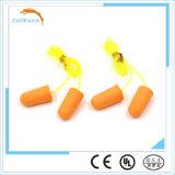 Fiches d'oreille attachées par logo fait sur commande de sommeil