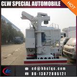 La volaille de camion de distribution de fourrage des ventes 10m3 d'usine alimentent le camion en bloc de transport