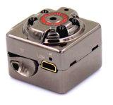 Рекордер полной камеры миниый DV обнаружения движения 12MP HD 1080P самой малой