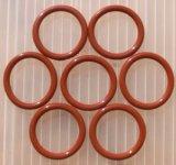 Anel-O de alta temperatura da borracha de silicone