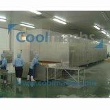 Huhn-Stück/Flügel-Tiefkühltruhe/schnelle Gefriermaschine für geschnittenes Huhn