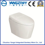 자동적인 목욕탕 지능적인 세라믹 지적인 가구 변기 (YZ-28A)
