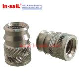 Ultrasonic&Heat-Укрепляя продетые нитку вставки Ss304