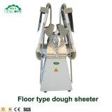 Tipo de múltiples capas pasta Sheeter del soporte del suelo de la pizza para el precio de venta