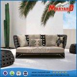 Напольная софа отдыха гостиницы мебели ротанга