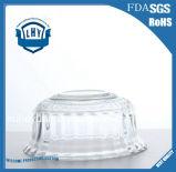 Бессвинцовый прозрачный крупноразмерный шар стекла салата