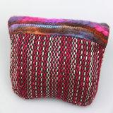 Accessorio di modo della signora Cotton Purse del raccoglitore della tela di canapa di Boho delle donne
