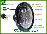 Olá! lâmpadas do trabalho de Lo que conduzem o Wrangler Jk Tj Yj Cj dos jipes