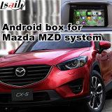 マツダCx5 (MZDシステム)のための人間の特徴をもつGPSの運行ビデオインターフェイス