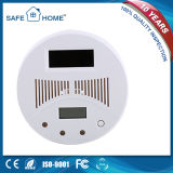LCD Screen Solar Cell Carbon Monoxide Alarm