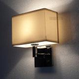 Lampe décorative B20-640 de Morden d'ombre de lampe de tissu de Linne