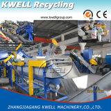 Rígido HDPE PP línea de reciclaje / lavadora de plástico para sillas
