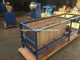Bâton rond en bois de crême glacée de qualité faisant la machine