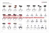 Silla rotatoria del enchufe de fábrica con colores opcionales y la silla del salón de Leaters