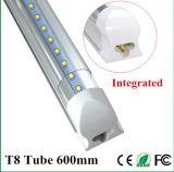 Tubi lineari caldi dell'indicatore luminoso T8 LED di vendita LED