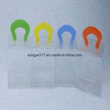 Caixa de empacotamento da bolha transparente