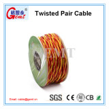 Câble de conducteur d'en cuivre de twisted pair de conducteur de Gemt 2