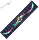 Циновка таблицы PVC печати логоса резиновый