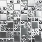 Tegel van het Mozaïek van /Glass van het Mozaïek van het Kristal van het Mozaïek van het Bouwmateriaal de Marmeren (FY154823T1)