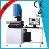 Машина CNC малого зрения размера видео- измеряя с таблицей работы