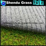 メートルごとの160stitchの25mmの高密度人工的な草