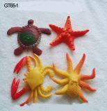 Les animaux de mer de grande taille d'hydrate personnalisent de grands animaux gonflables de jouet croissant d'animaux