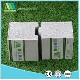 熱絶縁体外壁のための防水EPSのセメントサンドイッチ壁パネル