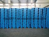 Multi-Size neue HDPE 3 Schienen-Plastikladeplatte vom China-Hersteller