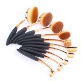 Волосы высокого качества Unbeakable ручки самого лучшего дешевого набора щеток состава Nylon отсутствие падать