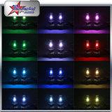 De correcte LEIDENE van de Eigenschap RGB MultiKoplamp van de Kleur met LEIDENE van de Controle Bluetooth Hoge 4000lm 36W Koplamp voor Auto
