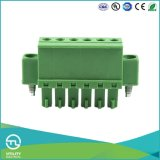 접합기 연결관 끝 구획 Ma1.5/Vrf3.5 (3.81) 케이블 PCB 마운트 나사 피치 3.5mm 3.81mmm