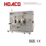 CE/rotatorio de la máquina de la máquina de la máquina que corta con tintas que corta con tintas que raja 3 estaciones