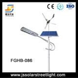 luz de rua solar do diodo emissor de luz do híbrido do vento da eficiência 40W elevada
