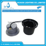 piscina ahuecada subacuática de 36W LED IP68 LED Lighs