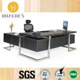 تصميم حديثة رفاهيّة مكتب طاولة مع جلد ([ي09])