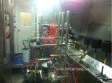 Terminar la línea automática del aerosol de la pintura de las piezas ULTRAVIOLETA del plástico