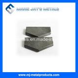 Garnitures intérieures de morceaux de foret de carbure de tungstène de qualité