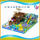海洋の主題はからかう遊園地(A-15223)のための屋内運動場装置を