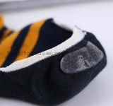 Qualitäts-Polyester-rutschfeste Non-Slippery Jacquardwebstuhl-Socken