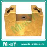 Кнопка изготовленный на заказ карбида Tubgsten угловая умирает при сформированный Irregular