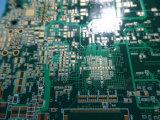 carte à circuit imprimé 10layer avec de l'or de submersion dans l'inverseur 220V