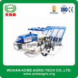 het Lopen van de Dieselmotor van 4 en 6 Rijen de Plantmachine van de Rijst