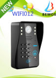 Drahtloses WiFi RFID Kennwort-videotür-Telefon
